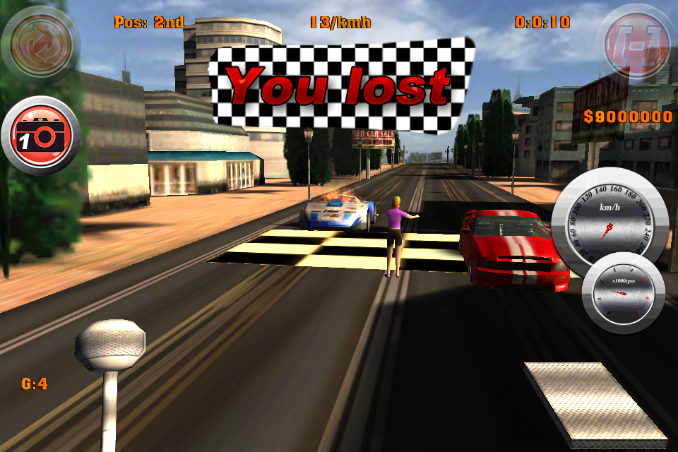 Drag Race Experts IOS Game