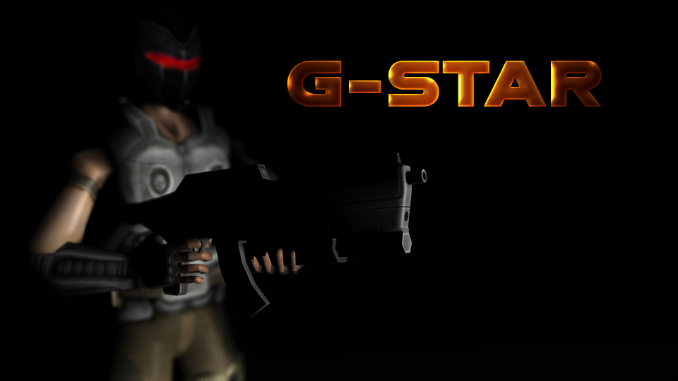 G-Star IOS Side Scroller Shooting Game