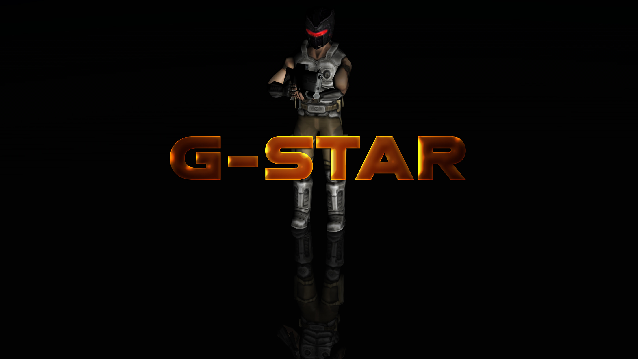 G-Star Side Scrolling shooting game