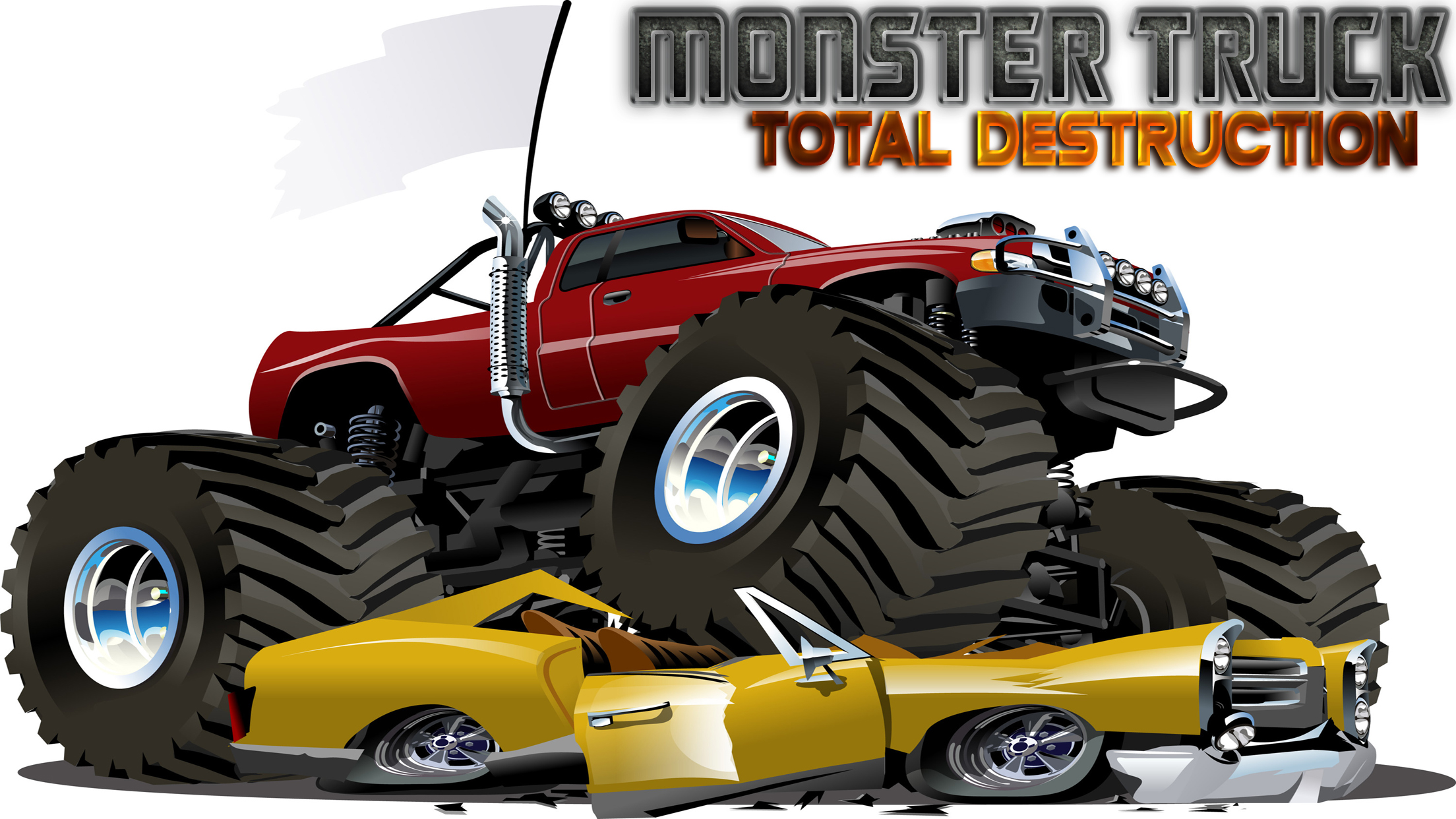 Monster Truck 2.5 Update