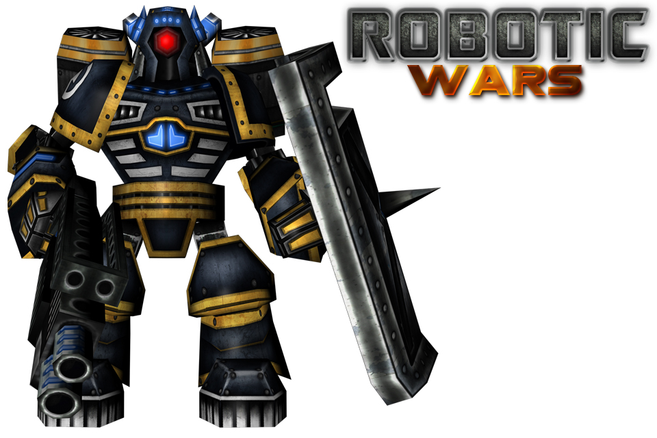 Robotic Wars iPhone/iPad game